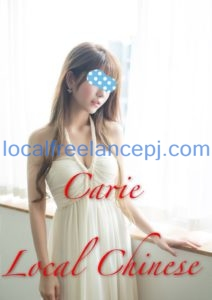 Kl Escort Freelance - Carie - Local Chinese