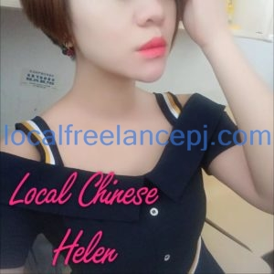 Local Freelance Girl - Helen - Chinese - Pj